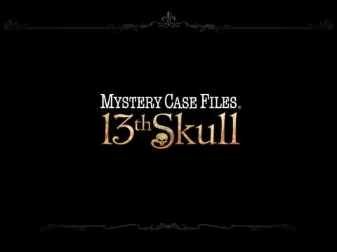 13th Skull Top