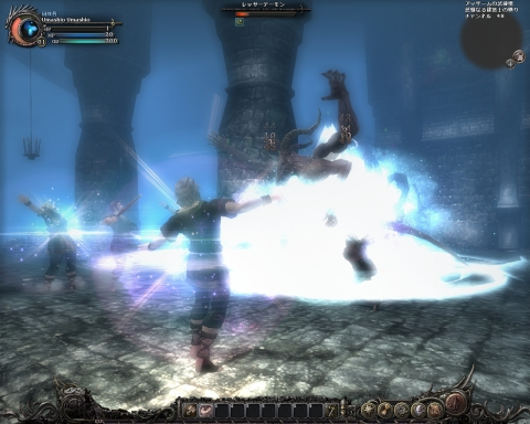 Wizardry Online 2日目 09-1