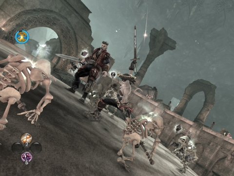 Fable III フラッシュムーブ