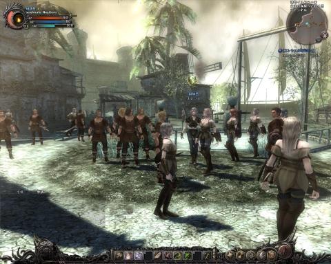 Wizardry Online CBT625 05
