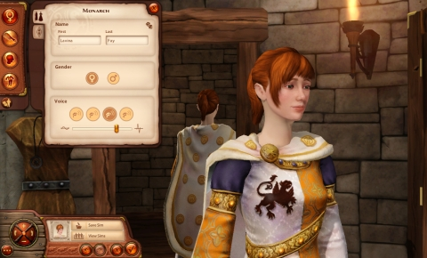 The Sims Medieval 02