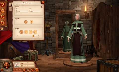 The Sims Medieval 03