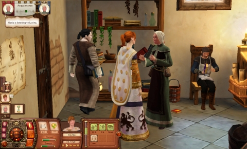 The Sims Medieval 05