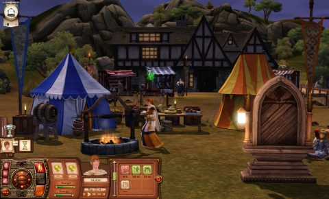 The Sims Medieval 06