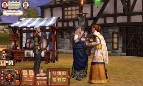 The Sims Medieval 08