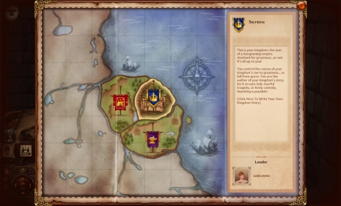 The Sims Medieval 09