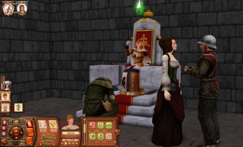 The Sims Medieval 11