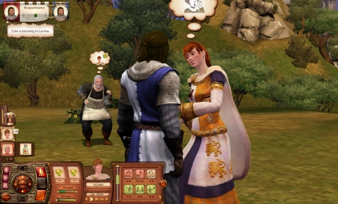 The Sims Medieval 12