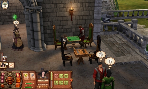 The Sims Medieval v3 21