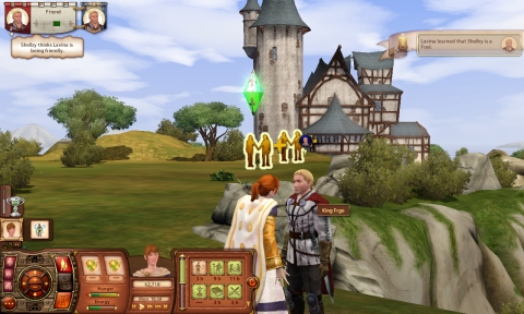 The Sims Medieval v4 03
