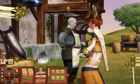 The Sims Medieval v4 04