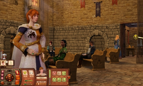 The Sims Medieval v4 12