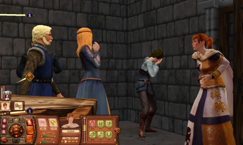 The Sims Medieval v4 23