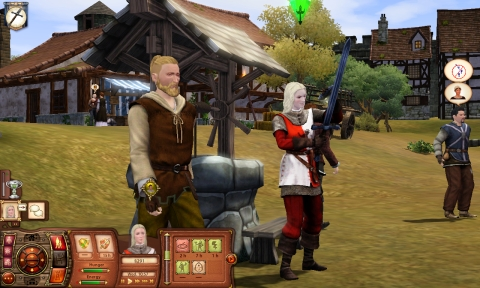 The Sims Medieval v6 03
