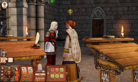 The Sims Medieval v6 Top